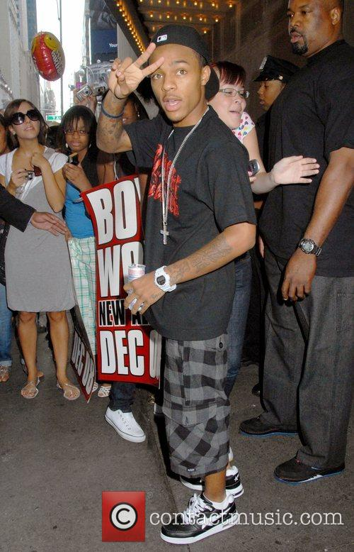 Bow Wow and Mtv 2