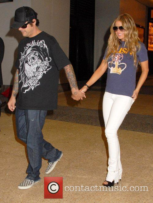 Carmen Electra, Rob Patterson and Mtv 5