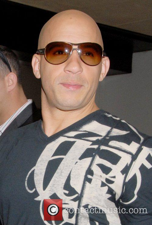 vin diesel twin brother paul vincent photo. Vin Diesel and MTV Mtv Trl