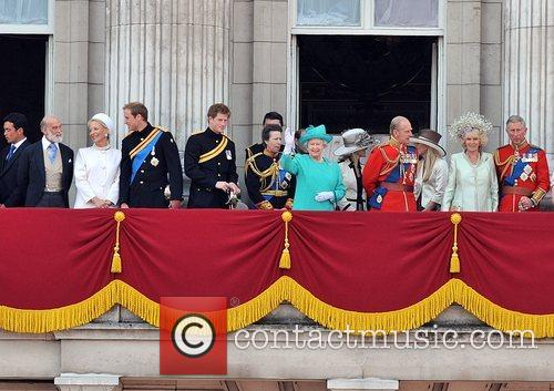 Prince William, Camilla Parker Bowles, Prince Charles, Prince Harry
