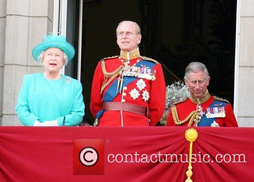 Queen Elizabeth Ll and Prince Charles 4