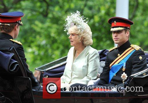 The Duchess of Cornwall, Prince William