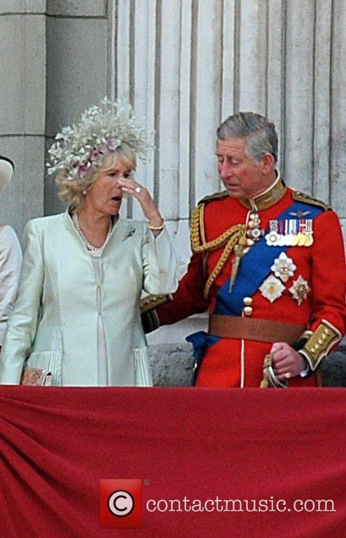The Duchess Of Cornwall and Prince Charles 8