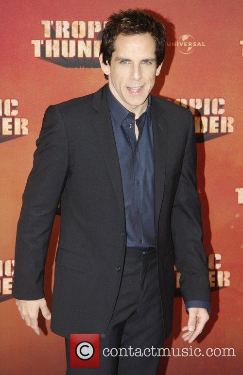 Photocall for the movie Tropic Thunder at Adlon...