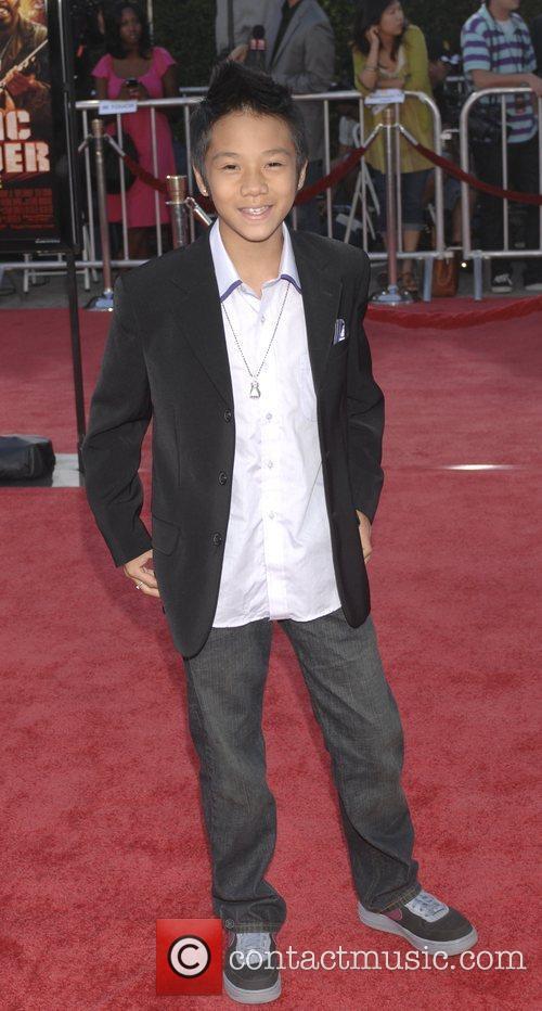 Brandon Soo Hoo Los Angeles premiere of Tropic...