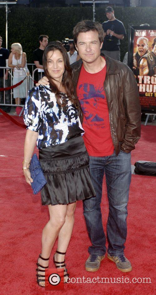 Jason Bateman Los Angeles premiere of Tropic Thunder...
