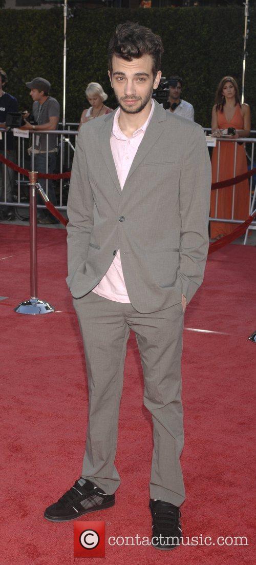 Jay Baruchel Los Angeles premiere of Tropic Thunder...