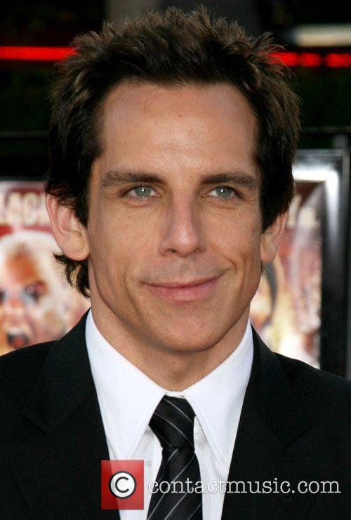 Ben Stiller  Los Angeles premiere of Tropic...