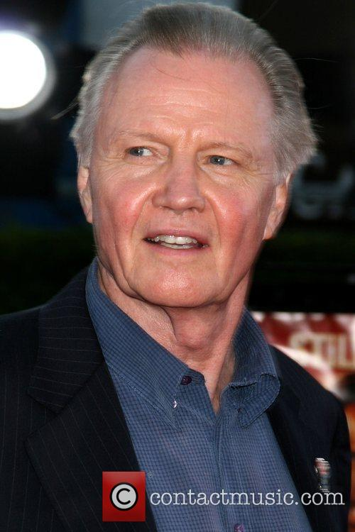 Jon Voight Los Angeles premiere of Tropic Thunder...