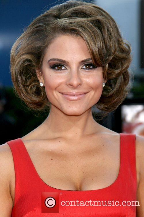 Maria Menounos Los Angeles premiere of Tropic Thunder...