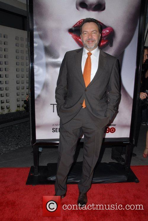 Alan Ball Los Angeles Premiere of HBO's series...
