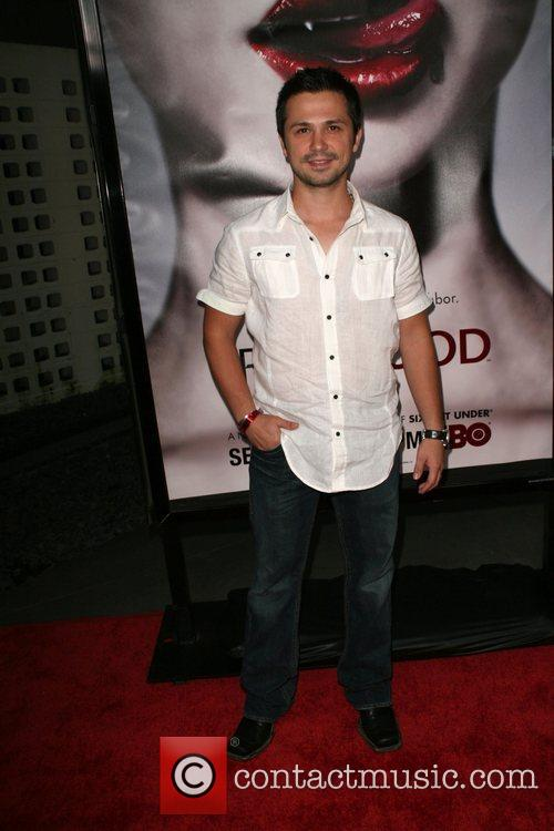 Freddy Rodriguez and Hbo 1