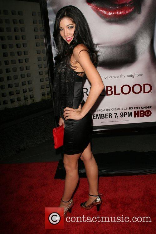 Isabella Grosso Los Angeles Premiere of HBO's series...