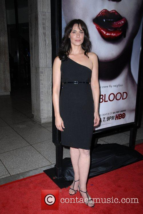 Michelle Forbes Los Angeles Premiere of HBO's series...