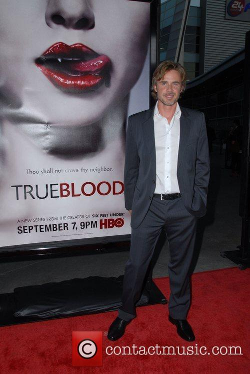Sam Trammell Los Angeles Premiere of HBO's series...