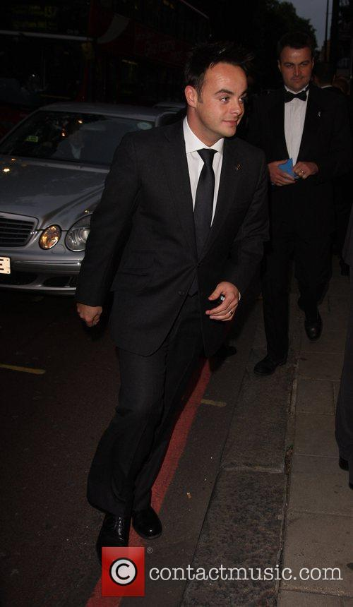 Anthony McPartlin, arrive at TV Quick & TV...