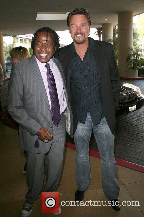 Ben Vereen AND Greg Evigan 2008 Television Critics...