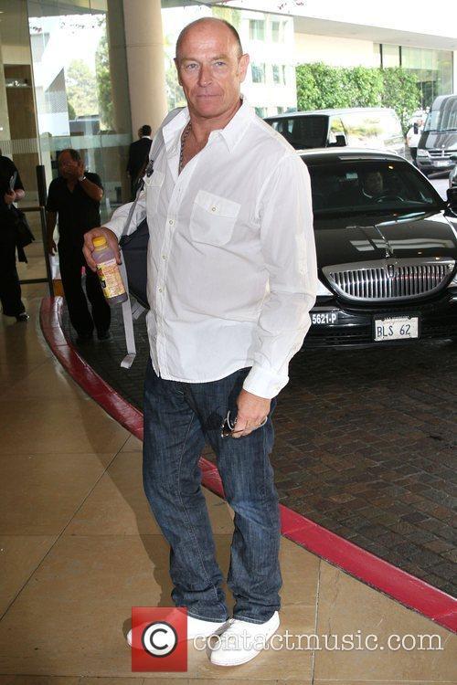 Corbin bernsen 2008 Television Critics Association - Hallmark...