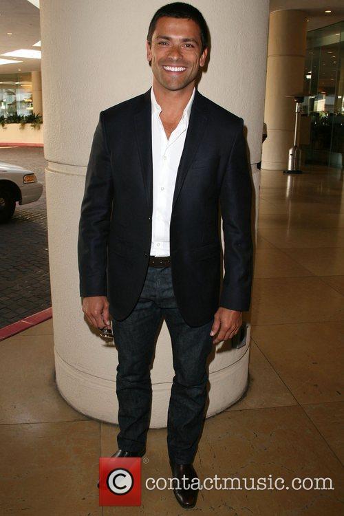 Mark consuelos 2008 Television Critics Association - Hallmark...