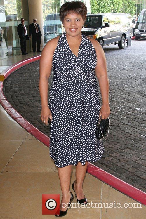 Shondra Wilson 2008 Television Critics Association - Hallmark...