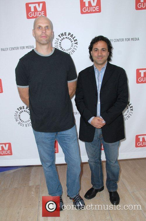 At the TV Guide Fall Preview parties -...