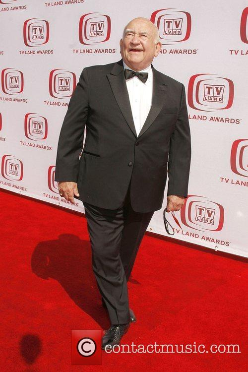 Edward Asner The 6th Annual 'TV Land Awards'...