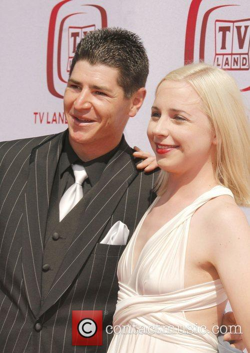 Michael Fishman and Alicia Goranson