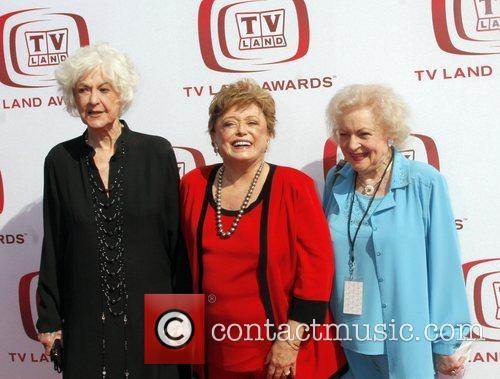 Beatrice Arthur, Rue Mcclanahan and Betty White 1