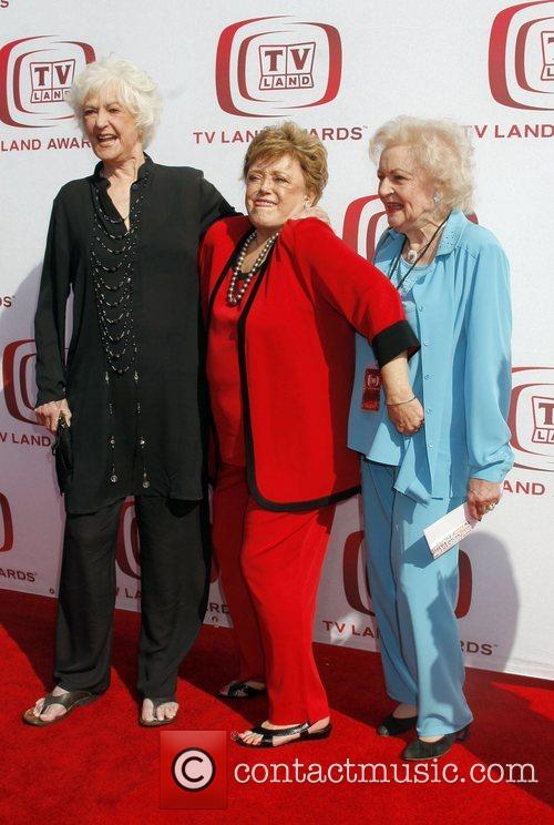 Beatrice Arthur, Rue McClanahan and Betty White The...