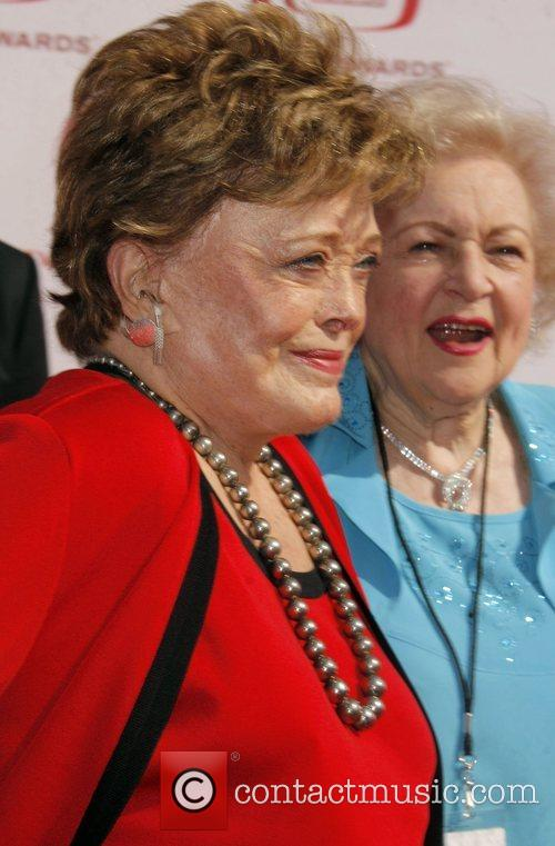 Rue Mcclanahan and Betty White 2