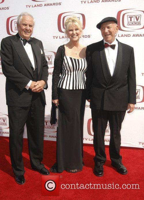 Garry Marshall, Peggy Crosby and Gary Marshall 4