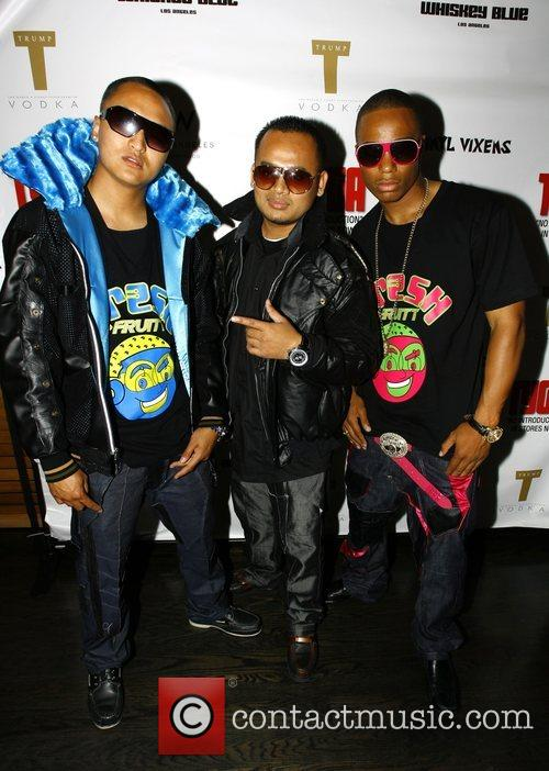 Dejon Muldrow The launch party for Tyga's 'No...