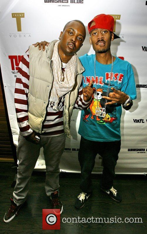 Guests The launch party for Tyga's 'No Introduction'...