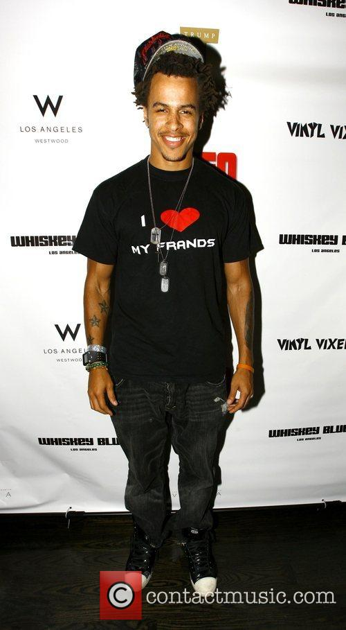 Jones Stepher The launch party for Tyga's 'No...
