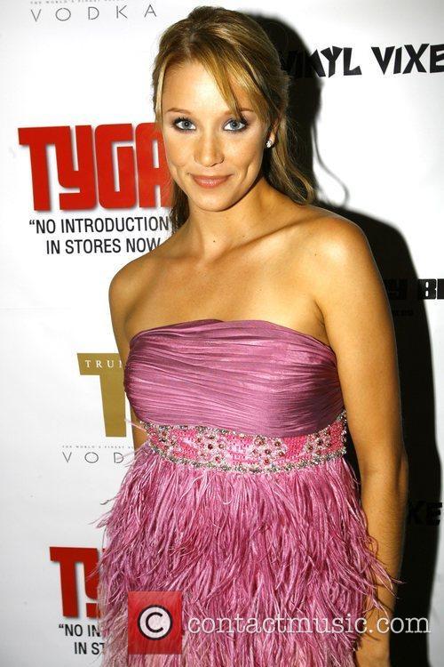 Kristen Renton The launch party for Tyga's 'No...
