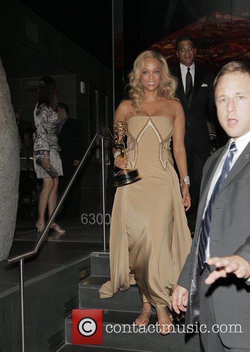 Tyra Banks, Daytime Emmy Awards, Emmy Awards