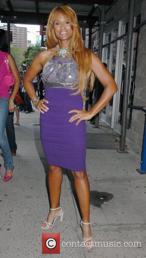 Beverly Johnson 'The Tyra Banks Show' Celebrates the...