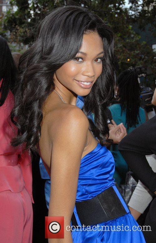 Chanel Iman 'The Tyra Banks Show' Celebrates the...