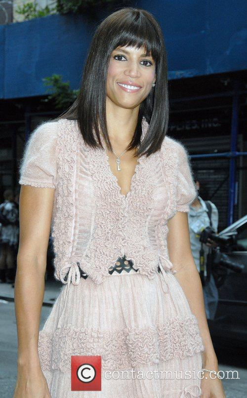 Veronica Webb 'The Tyra Banks Show' Celebrates the...