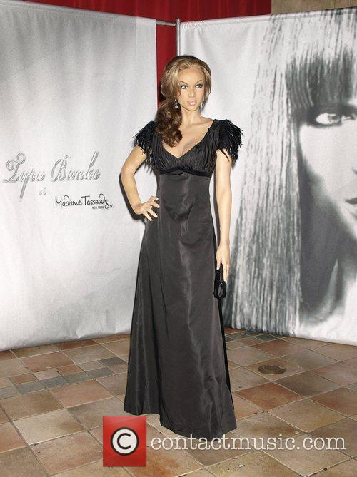 Tyra Banks' wax figure is unveiled at Madame...