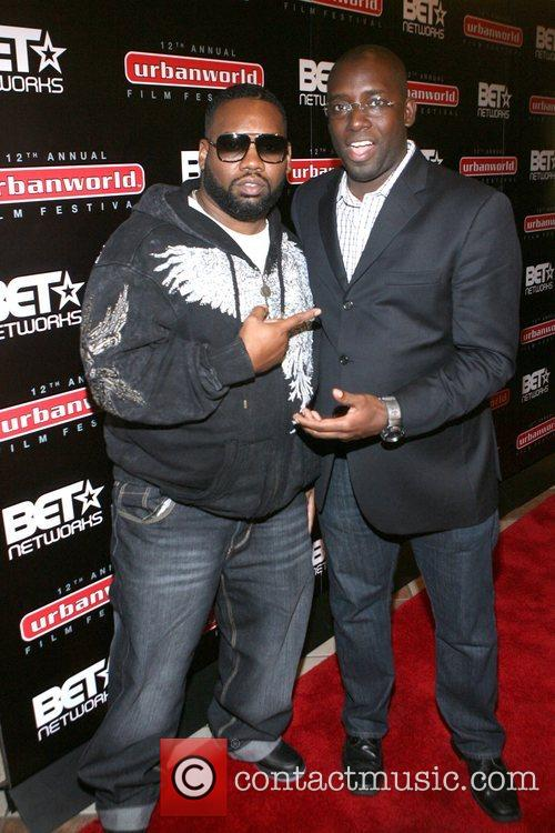 Raekwon and Stacy Spikes 2