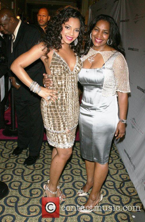 Ashanti and Tina Douglas Hearst Magazines and Universal...
