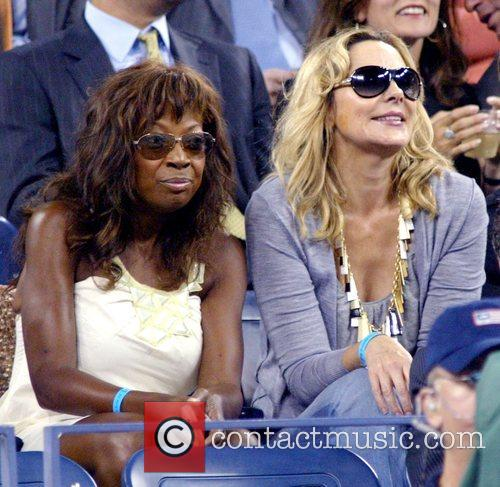Star Jones Reynolds and Kim Cattrall 1
