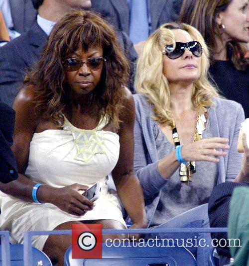 Star Jones Reynolds and Kim Cattrall 2