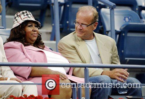 Aretha Franklin and Kelsey Grammar 5