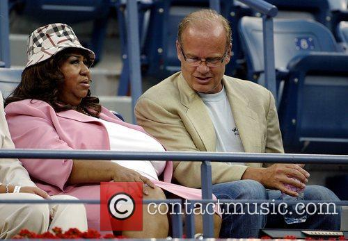 Aretha Franklin and Kelsey Grammar 2