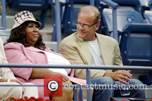 Aretha Franklin and Kelsey Grammar 1