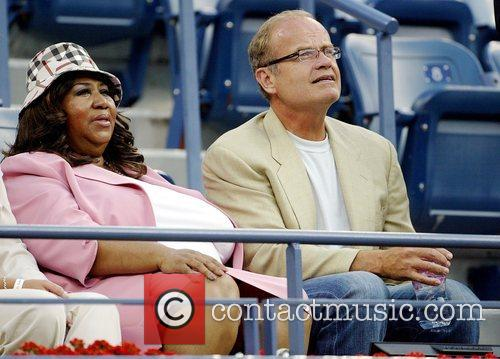 Aretha Franklin and Kelsey Grammar 4