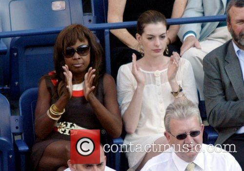 Star Jones Reynolds and Anne Hathaway 2