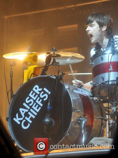 Nick Hodgson, The Kaiser Chiefs